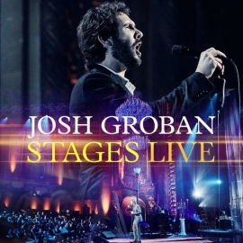 Josh Groban - Stages live | CD + DVD