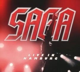 Saga - Live in Hamburg | CD