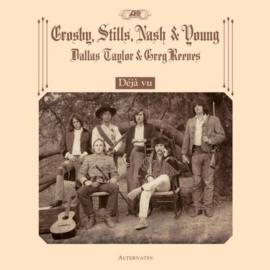 Crosby, Stills, Nash & Young - Deja Vu Alternates   LP