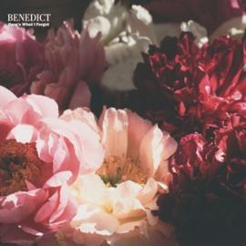 "Benedict - Here's What I Forgot  | 10"" vinyl single"