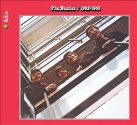 Beatles -1962-1966 (rood) | 2CD -remastered-