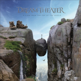 Dream Theater - A View From The Top Of The World   2LP+2CD+BLRY Limited Edition, Deluxe Edition, Box Set, gold vinyl