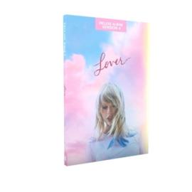 Taylor Swift - Lover - Journal 4-Deluxe-   CD