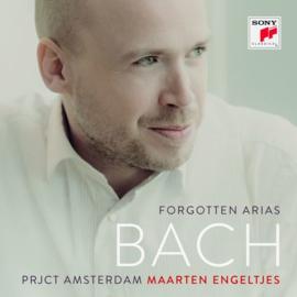 Maarten Engeltjes, PJCT Amsterdam, - Bach: Forgotten aria's  | CD