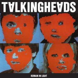 Talking Heads - Remain in light   LP -coloured vinyl-