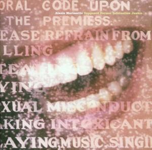 Alanis Morissette - Supposed Former Infatution junkie | CD