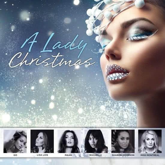 Various - A lady christmas | CD