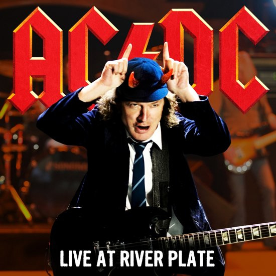 AC/DC - Live at the River Plate | 3LP