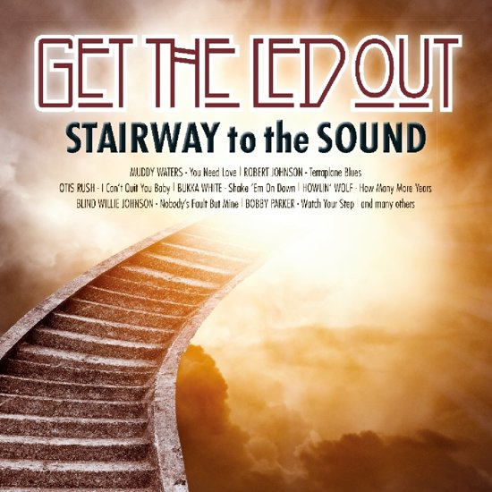 Various - Get the led out   LP