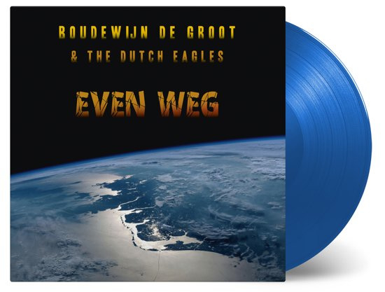 Boudewijn De Groot - Even Weg | LP -Coloured-