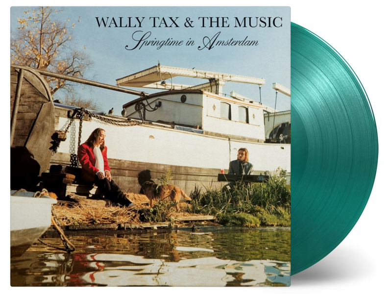 Wally Tax - Springtime in Amsterdam | LP -limited edition coloured vinyl-