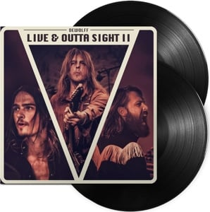 DeWolff - Live & Outta Sight II |  2LP