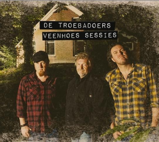 Troebadoers - Veenhoes sessies    CD -De Troebadoers-