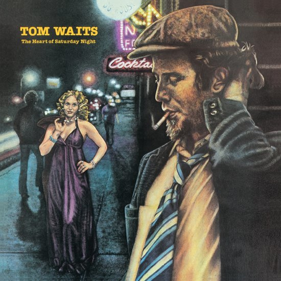Tom Waits - The Heart Of Saturday Night   LP Newly remastered