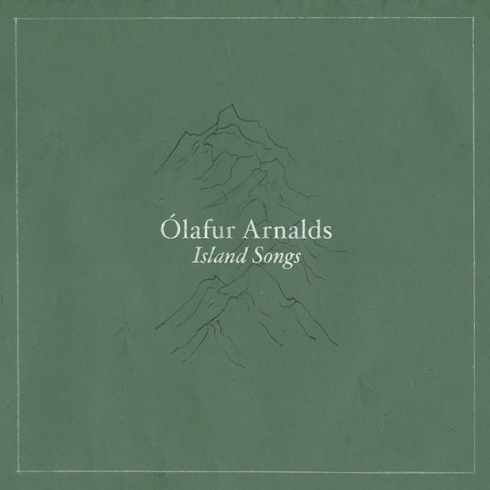 Olafur Arnolds - Island songs | CD + DVD