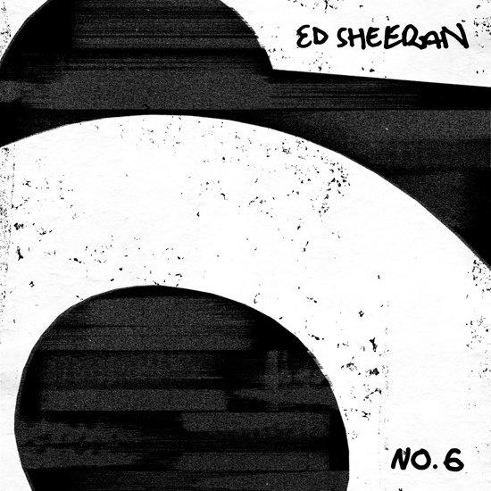 Ed Sheeran - No.6 Collaborations Project |  CD