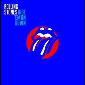 "Rolling Stones - Ride 'em on down  | 10"" vinyl single"