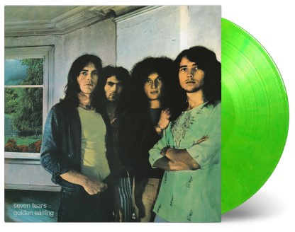 Golden Earring - Seven tears | LP -Coloured vinyl-