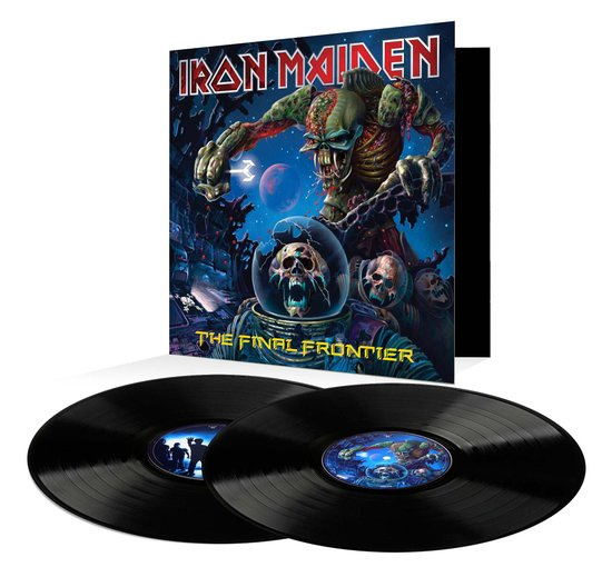 Iron Maiden - Final Frontier | 2LP