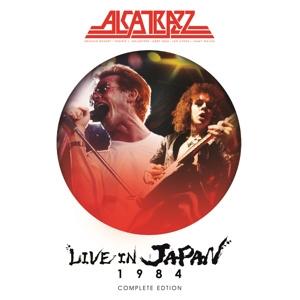 Alcatrazz - Live In Japan 1984  | 3LP