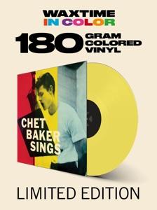 Chet Baker - Sings | LP -coloured vinyl-