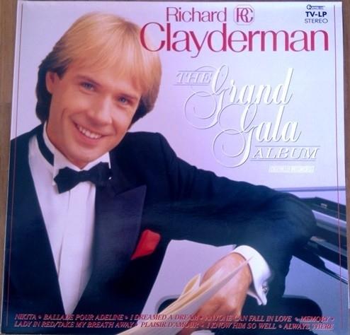 Richard Clayderman - The Grand Gala Album  | 2e hands vinyl LP