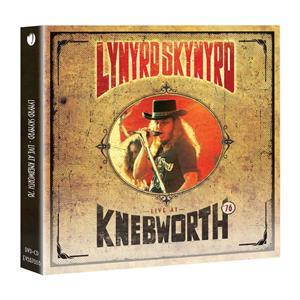 Lynyrd Skynyrd - Live At Knebworth '76   CD + DVD