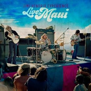 Jimi Hendrix Experience - Live In Maui  | 3CD