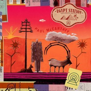 Paul McCartney - Egypt station |  3LP -Explorer's edition coloured vinyl-