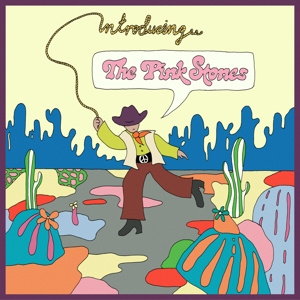 Pink Stones - Introducing the Pink Stones   CD