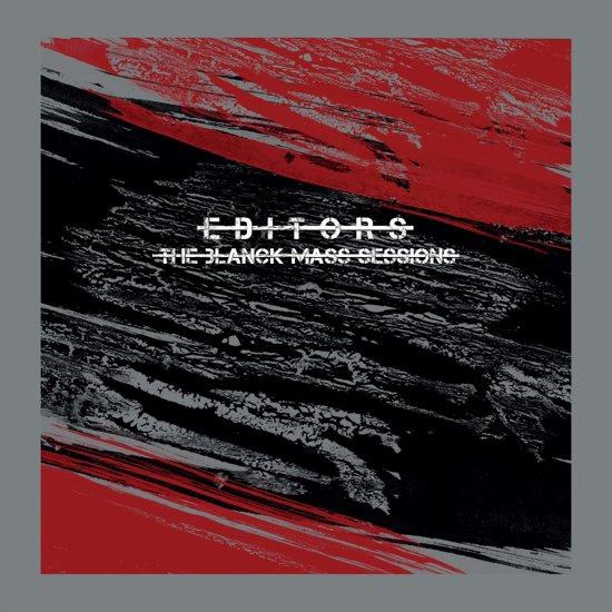 Editors - The blanck mass sessions    LP