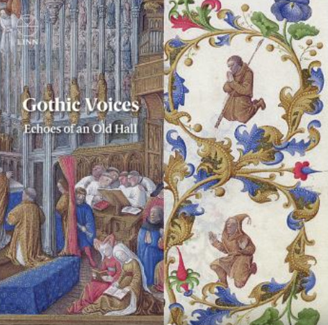 Gothic Voices - Echoes of an Old Hall   CD