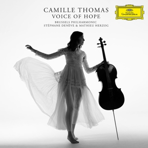 Camille Thomas - Voice of Hope   CD
