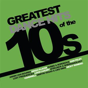 W53 Various - Greatest Dance Hits Of The 10'S | LP -Coloured-