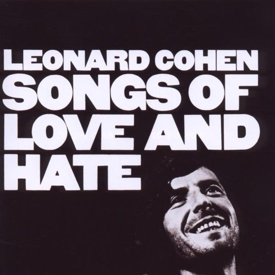 Leonard Cohen - Songs of love and hate | LP