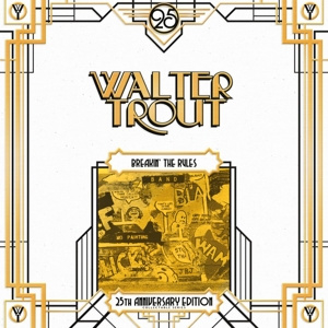Walter Trout - Breaking The Rules   2LP -25th anniversary-