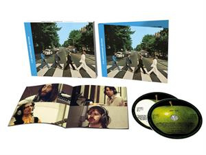 Beatles - Abbey Road 50th anniversary edition   |  2CD -deluxe-