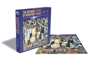 Frank Zappa & the Mothers of Invention - We're Only In It For The Money | Puzzel 1000pcs