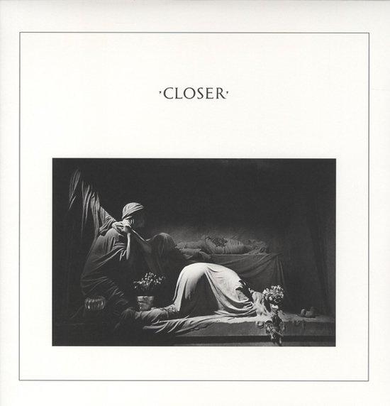 Joy Division- Closer  LP