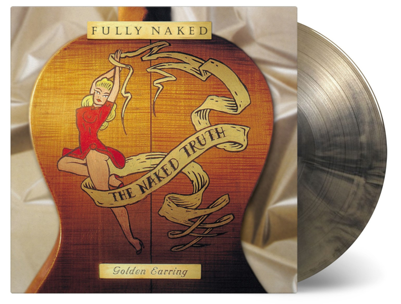 Golden Earring - Fully naked | 3LP -coloured vinyl-