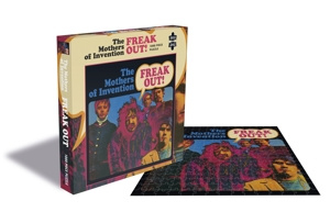 Frank Zappa & the Mothers of Invention - Freak Out! | Puzzel 1000pcs