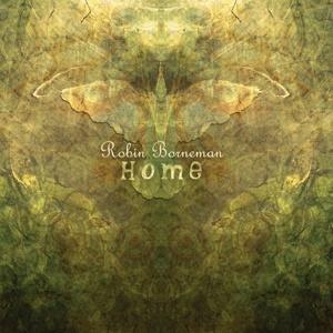 Robin Borneman - Home -Digi-   CD