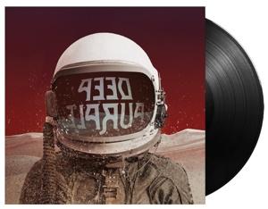"Deep Purple - Throw My Bones / Man Alive  | 10"" vinyl single"