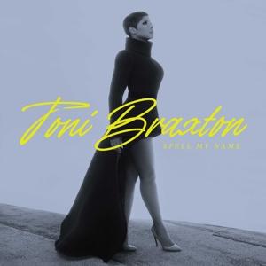 Toni Braxton - Spell My Name   CD