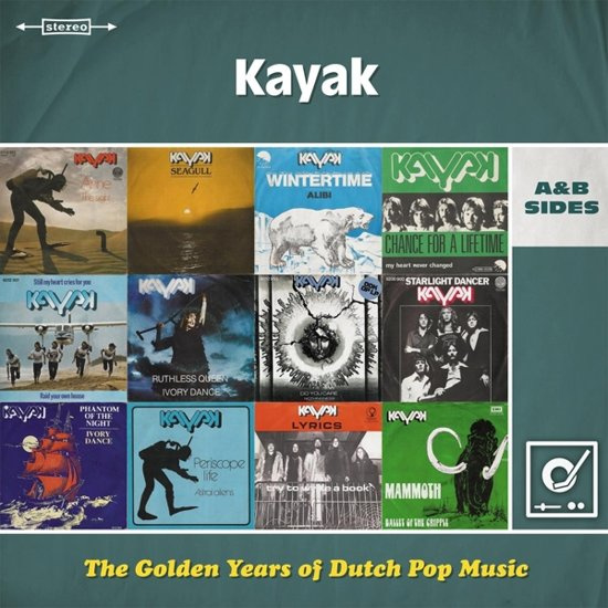 Kayak - Golden years of Dutch Pop Music | 2LP
