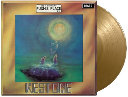 Pughs place - West one | LP coloured vinyl