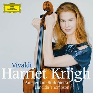 Harriet Krijgh - Vivaldi | CD