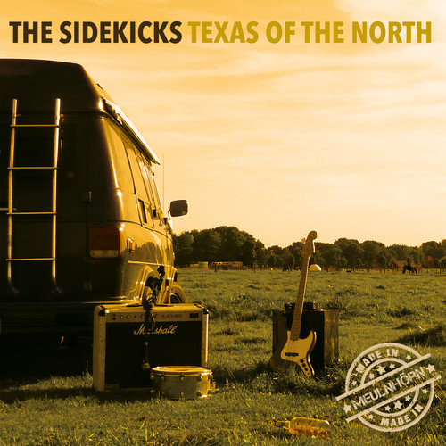 Sidekicks - Texas of the north | CD