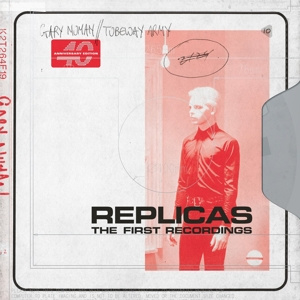 Gary Numan - Replicas | 2LP -coloured vinyl-