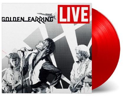 Golden Earring - Live | 2LP -coloured vinyl-
